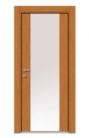 G-201-Bambu Beyaz Melamin Kapı