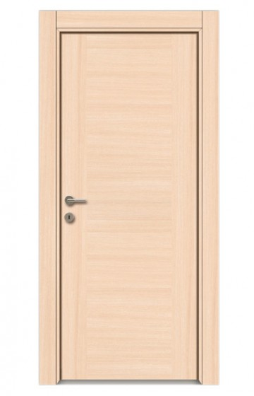 G-209-Beyaz Meşe Melamin Kapı